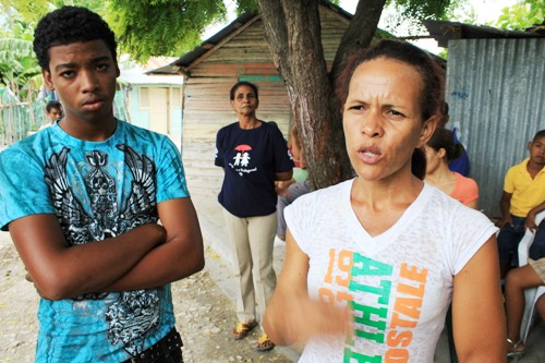 DOMINICAN REPUBLIC: Advocacy for women under domestic violence must work from 'ground up'