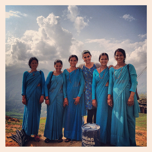 Peace Corps and Nepalese charities work to improve Nepal's rural health care
