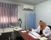 Female only doctors key to Syrian women refugees health care