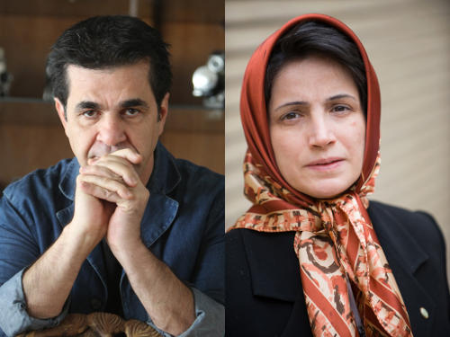 Two Iran prisoners of conscience receive Sakharov Prize for Freedom of Thought