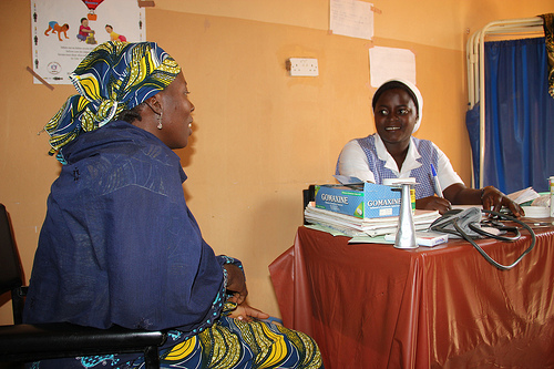 NIGERIA: Local and global advocates work to lower maternal mortality rates