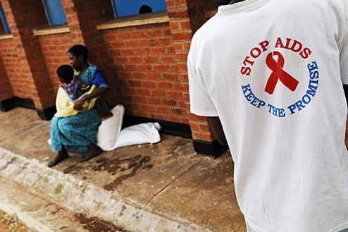 Remarkable progress with HIV/AIDS means the work isn't finished yet