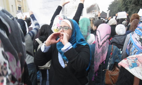 How Egyptians are fighting [sexual] harassment in the streets