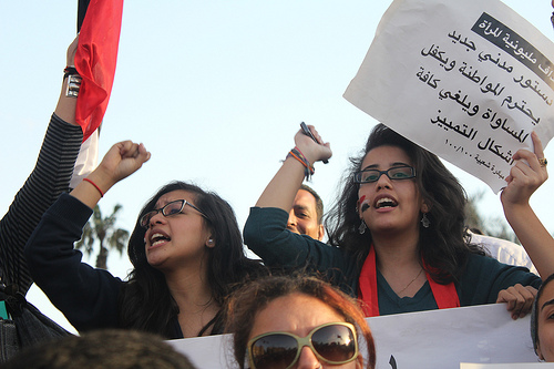 "Egypt protests continue as Amnesty International says new constitution ""fails"""