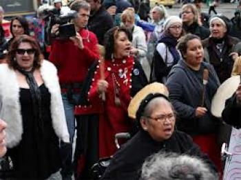 Violence against [Canada] Aboriginal women and the right to self-defence