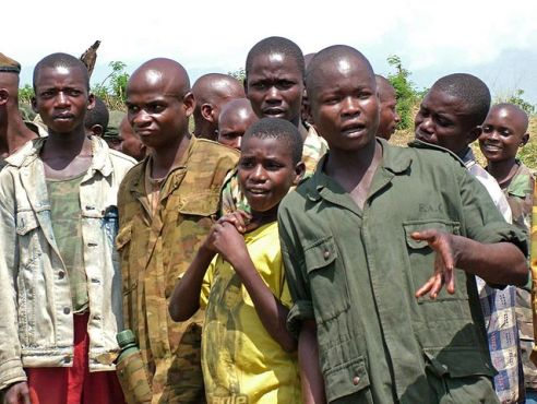 Central Africa rebel forces continue to draft child soldiers to their ranks
