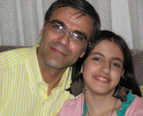 Imprisoned Iran rights attorney Ms. Nasrin Sotoudeh gets 3 day release