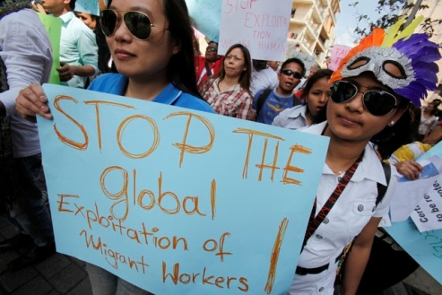Millions of domestic workers around world are not protected says UN