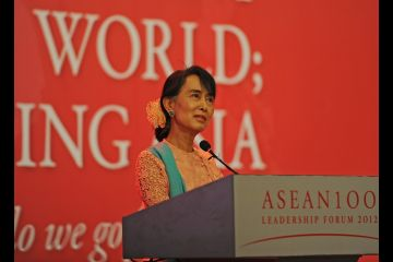 A year in women: notable female achievements of 2012, from Malala to Hillary