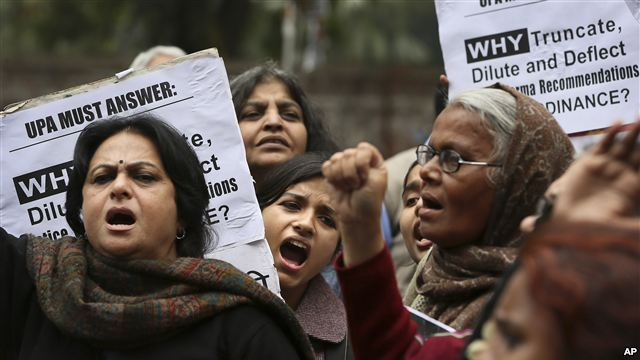 India Enacts Tough New Rape Laws