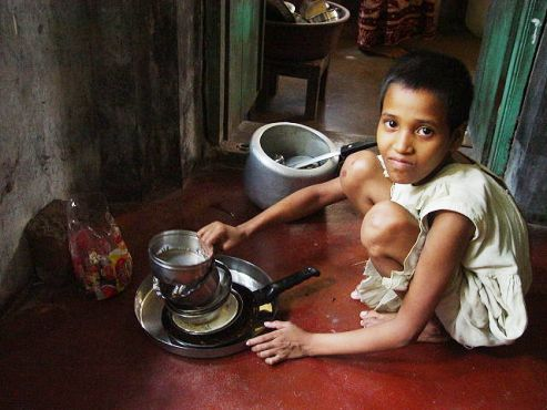 Global NGOs step in to protect child domestic workers