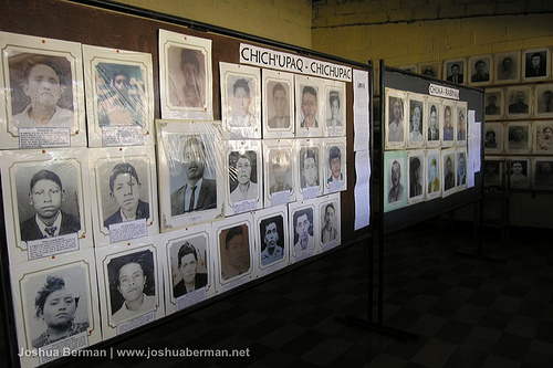 Retribution and justice on trial in Guatemala