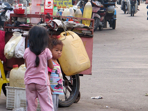 CAMBODIA: Exploiting girl virginity can cause girls to be 'throw aways'