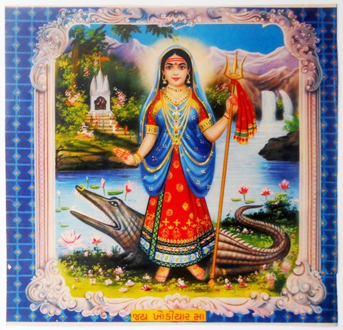 20th century pop calendar arts brought ancient storytelling to everyday India