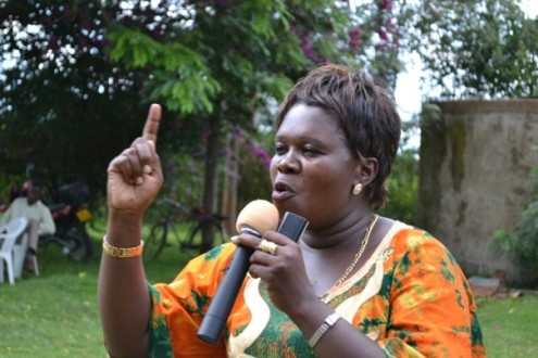AFRICA: Kenyan women become champions for stop climate change policy