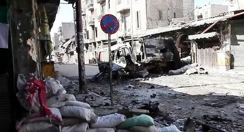 Peace advocates speak out against U.S. military intervention in Syria