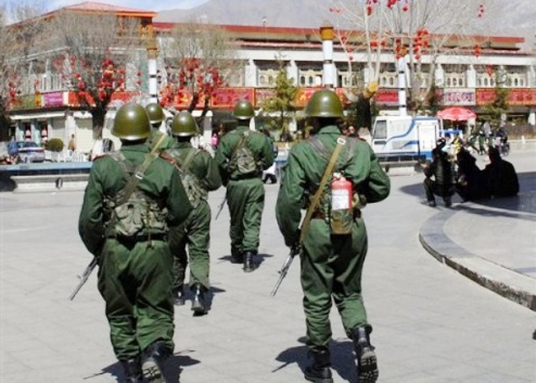 A Tibetan buddhist nun is 120th death by self-immolation as protests continue