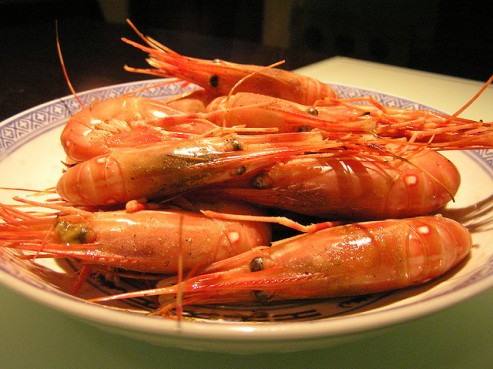 Tainted shrimp from Vietnam points to marine-based viral disease