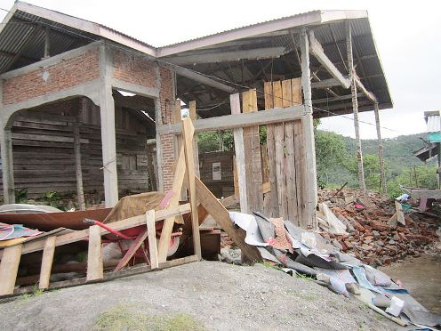 Red Cross relief efforts help Sumatra ethnics rebuild lives after earthquake