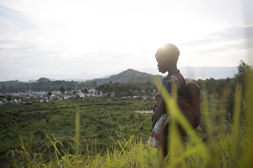 83 Mayi Mayi child soldiers in Eastern Congo released