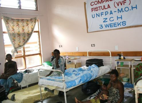 MALAWI: Women receive better comprehensive healthcare for obstetric fistula