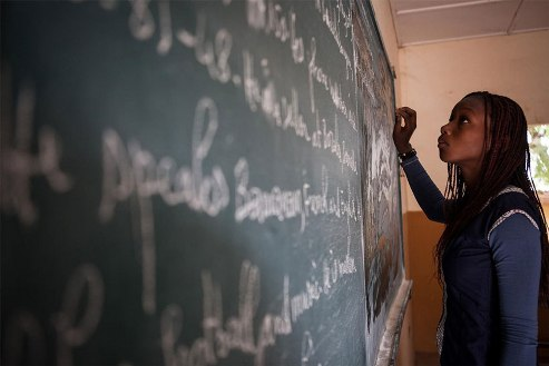 AFRICA Learning! – UNICEF Mali scale efforts to reach half a million displaced children