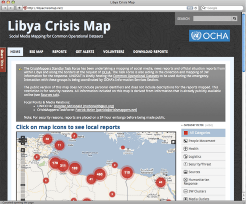 United Nations jumps in with crowd-sourced data solutions to global crisis