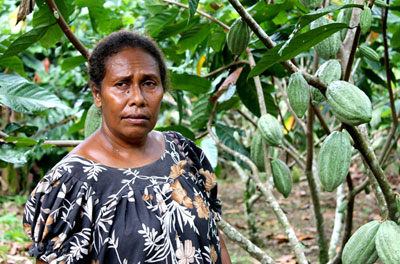 Women in Papua New Guinea to Play Stronger Role in Agriculture