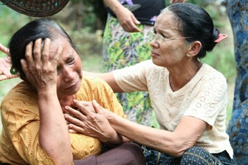 Burmese village violence against children & families must stop, says UNICEF