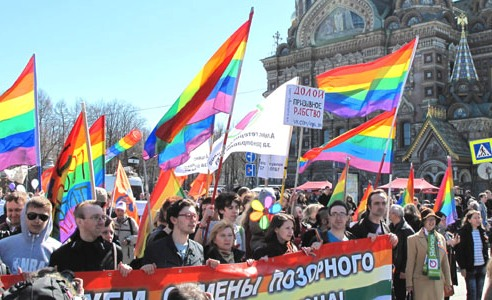 Russia continues to deny LGBT citizens their human rights