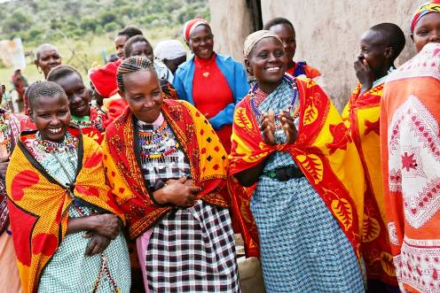 Kenya's girls fight back against FGM (female mutilation) practices