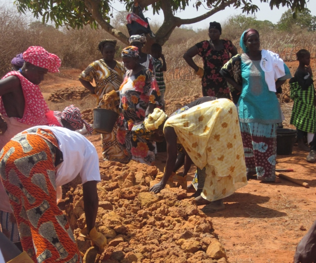 World Food Day and the Women of Keur Moussa
