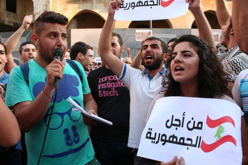 Against odds Middle East & North African youth continue to demand change