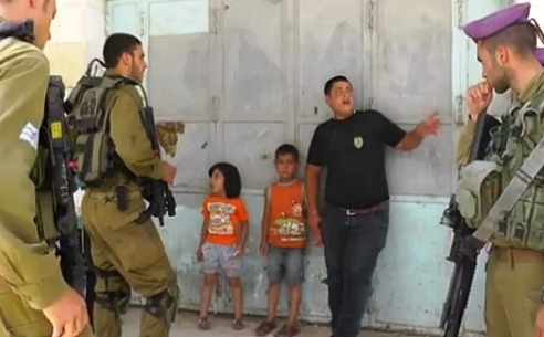 Israel military detainment of West Bank children shows pattern of abuse