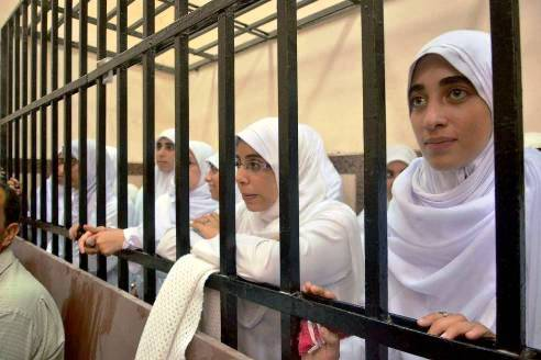 New Egypt demonstration law allows unjust arrests of women protesters, say advocates