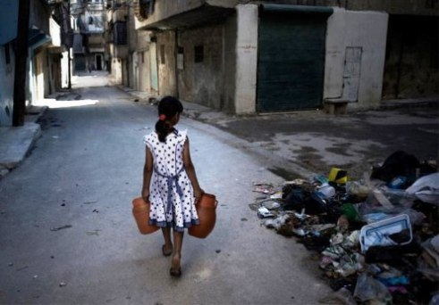 Life for Syrian refugee children brings psychological pain, says UN report