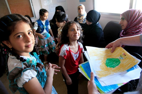 Syrian society breaks as women & girls face hardship crisis