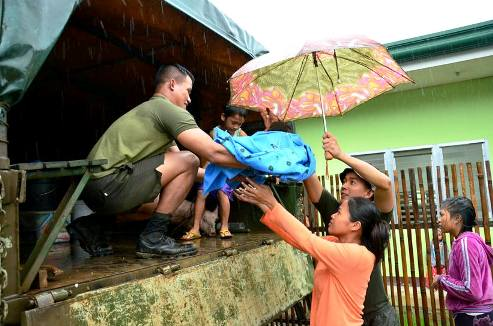 Torrential rains in Philippines destroys more lives
