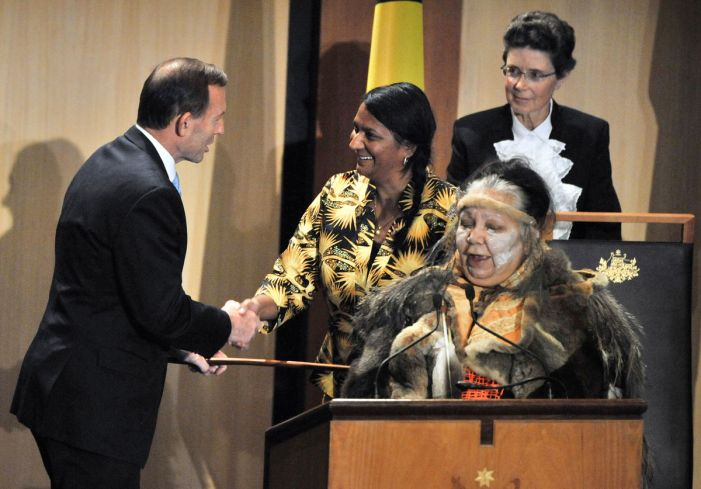 First Aboriginal Woman in Senate Won Gold for Australia