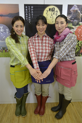 [Japan] Women's group aims for sustainable rural lifestyle