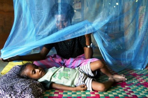 """We must stay focused until the job is done."" UN works to stop malaria"