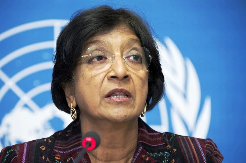 UN Human Rights Chief says shooting down Malaysian plane akin to war crime