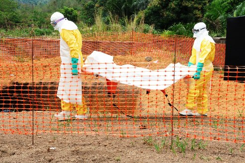 Foreign health workers & U.S. experts weigh in on Ebola