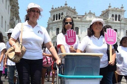 PERU: Medical war on women's reproductive rights continues
