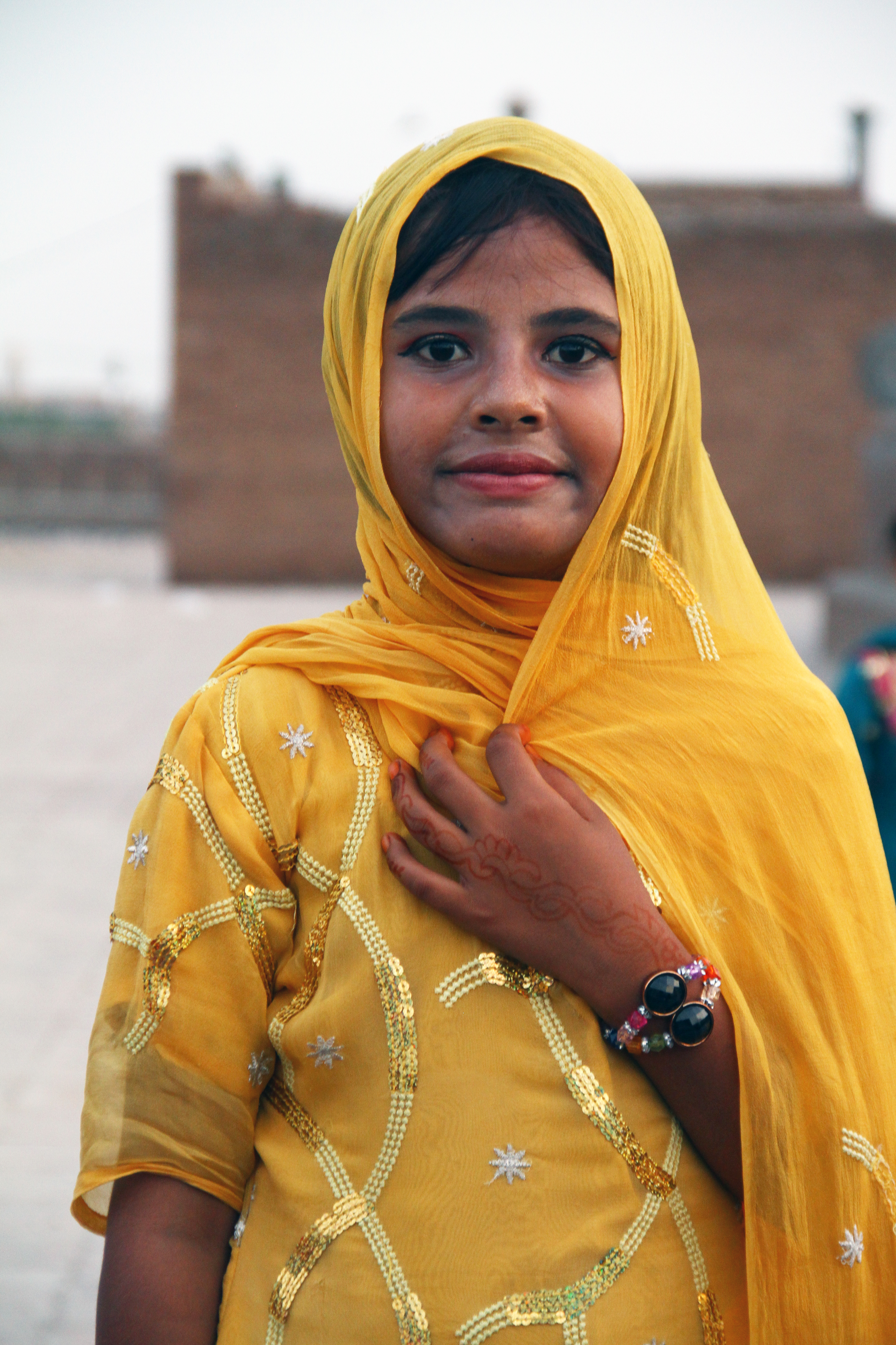 Aalia was saved from an early marriage thanks to her mother's in