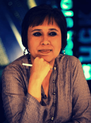 Ms. Barkha Dutt - a successful career in media