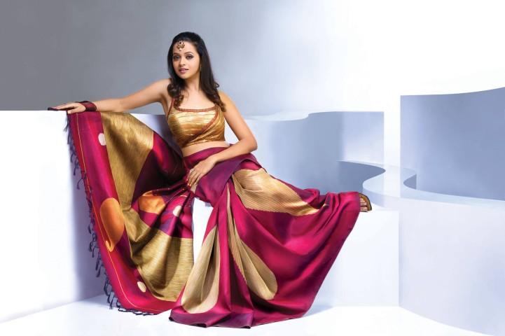 saree fashion