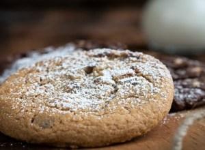 Healthy No Bake Cookies by Tarla Dalal