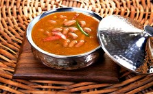 Rajma or Red kidney beans, Indian Dish