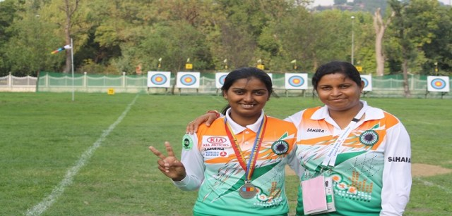Way to go! Deepika Kumari